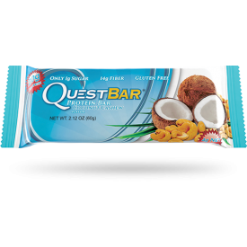 Questbar Coconut Cashew (Кокос с кешью)
